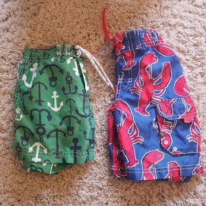 OLD NAVY/CARTERS trunks ❤
